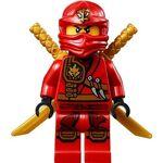 lego  Lego Ninjago?:Mini Figurine Kai (ninja rouge) avec étui d'épée... par LeGuide.com Publicité