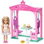 barbie  Barbie Famille mini-poupée blonde Chelsea et Pergola pour Pique-Nique... par LeGuide.com Publicité