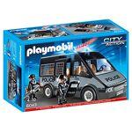 playmobil  Playmobil 6043 Voiture de patrouille de la police avec son et... par LeGuide.com Publicité