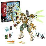 lego  Lego ®-NINJAGO® Le robot Titan de Lloyd Jeu pour Enfant 9 Ans et... par LeGuide.com Publicité