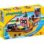 playmobil  Playmobil Bateau de Pirates 9118 Avec le nouveau bateau de pirates... par LeGuide.com Publicité