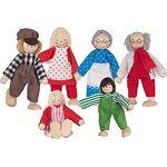 goki  Goki SO204 Mini-Poupée Articulée Famille Petites poupées souples... par LeGuide.com Publicité
