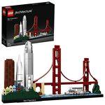 lego  Lego ® Architecture San Francisco Jeu de construction, 12 Ans et... par LeGuide.com Publicité