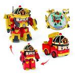 robocar poli  Robocar Poli Figurine transformable Roy Pompier 10 cm Le... par LeGuide.com Publicité