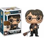 harry potter  HARRY POTTER Pop! Figurine avec Éclair de feu et Plume Harry... par LeGuide.com Publicité