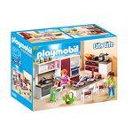 playmobil  Playmobil - Cuisine aménagée, 9269 Contient 3 personnages, 3... par LeGuide.com Publicité