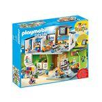 playmobil  Playmobil Ecole aménagée, 9453 Les cartables se rangent dans... par LeGuide.com Publicité