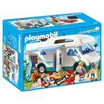 playmobil  Playmobil 6671 Famille avec camping-car Le toit est amovible... par LeGuide.com Publicité