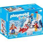 playmobil  Playmobil - Enfants avec Boules de Neige, 9283 Contient 1 château... par LeGuide.com Publicité
