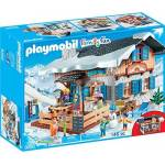 playmobil  Playmobil - Chalet avec skieurs, 9280 Contient 1 chalet, 5 personnages,... par LeGuide.com Publicité