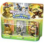 Skylanders Swap Force Sprocket, Chop Chop & Scorp 3 Mini Figurines... par LeGuide.com Publicité