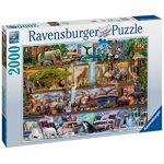 ravensburger  Ravensburger - Puzzle 2000 Pièces Magnifique Monde Animal... par LeGuide.com Publicité