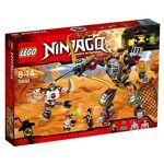lego  Lego 70592 NINJAGO Jeu de Construction Le robot de Ronin Construis... par LeGuide.com Publicité