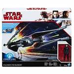 star wars  Star Wars Véhicule Tie Silencer et Figurine Kylo Ren, C1252EU40,... par LeGuide.com Publicité