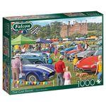 diset  Diset Puzzle 1000 pièces : Salon d'automobiles Éditeur: Diset par LeGuide.com Publicité