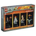lego  Lego 5005255 Jurassic World Édition limitée Minifigures Jeu de Figurines... par LeGuide.com Publicité