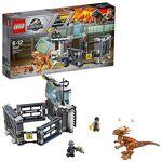 lego  Lego Jurassic World L'évasion du Stygimoloch 75927 Jeu de Construction... par LeGuide.com Publicité