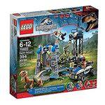 lego  Lego ? Jurassic World ? 75920 ? L?Evasion du Velociraptor Lance la... par LeGuide.com Publicité