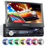 xomax  XOMAX XM-DTSBN933 Autoradio avec GPS I Bluetooth I Écran Tactile... par LeGuide.com Publicité