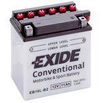 EXIDE FULMEN Batterie moto Exide YB10L-b2 12v 11ah Tension : 12 volts... par LeGuide.com Publicité