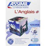 Collectif L'Anglais ; Livre + CD Audio (x4) Pages: 704, Edition:... par LeGuide.com Publicité