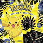 The Pokémon Company Pokémon Mes Cartes à gratter Pikachu et ses amis... par LeGuide.com Publicité