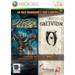 take 2 interactive  Take 2 DBL Bioshock / Oblivion double pack Ce pack... par LeGuide.com Publicité