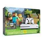microsoft  Microsoft Console Xbox One S 500 Go Pack Minecraft Microsoft... par LeGuide.com Publicité