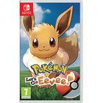nintendo  Nintendo Pokémon: Let's Go, Evoli (Nintendo Switch) Import... par LeGuide.com Publicité