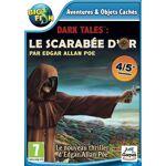 just for games  Just For Games Dark Tales 4 : Le Scarabée d'Or par... par LeGuide.com Publicité