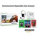 Exertis Pack Console Xbox One S Forza Horizon 4 + Casque Turtle Beach... par LeGuide.com Publicité