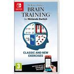 nintendo  Nintendo Dr Kawashima's Brain Training Nintendo Switch Plates-formes:... par LeGuide.com Publicité