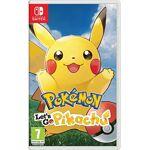 nintendo  Nintendo Pokémon : Let's Go, Pikachu standard Les nouveaux... par LeGuide.com Publicité