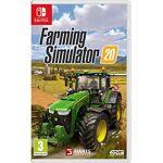 focus  Focus Farming Simulator 20 pour Nintendo Switch Farming Simulator... par LeGuide.com Publicité
