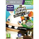 ubisoft  Ubisoft THE LAPINS CRETINS PARTENT EN LIVE jeu XBOX 360 Kinect... par LeGuide.com Publicité