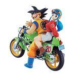 bandai  Bandai Dragon Ball Figurine Son Goku & Chichi Desktop Real... par LeGuide.com Publicité