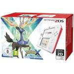 nintendo  Nintendo Console Nintendo 2DS blanc & rouge + Pokémon X édition... par LeGuide.com Publicité