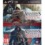 electronic arts  Ubisoft Assassin's Creed IV 4 Black Flag & Rogue... par LeGuide.com Publicité