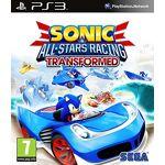 sega  Sega Sonic & All-Stars Racing : Transformed Sonic et les All-Stars... par LeGuide.com Publicité