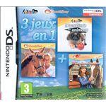 treva  TREVA 3 JEUX EN 1 MON HARAS / L'ACADEMIE DES ANIMAUX / MON... par LeGuide.com Publicité