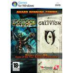 mad  2K Games Bioshock/Elder Scrolls: Oblivion Double Pack (PC DVD) [import... par LeGuide.com Publicité