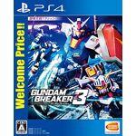 sony  Sony Gundam Breaker 3 (Welcome Price) SONY PS4 Import Japonais Nom... par LeGuide.com Publicité