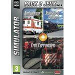 Tradewest Games PACK 3 JEUX SIMULATOR Vol.4 : Ambulance + Transport routier... par LeGuide.com Publicité