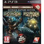2k  2K Games BioShock ultimate rapture edition [import allemand] Plates-formes:... par LeGuide.com Publicité