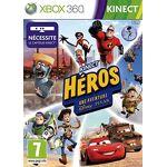 microsoft  Microsoft Kinect héros : une aventure Disney Pixar Editeur :... par LeGuide.com Publicité