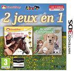 sega  Treva 2 jeux en 1: Ma vie avec les chevaux + Ma Pension D'Animaux... par LeGuide.com Publicité