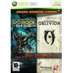 take 2 interactive  Take 2 Bioshock/Elder Scrolls: Oblivion Double Pack... par LeGuide.com Publicité
