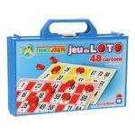 dujardin  Dujardin Jeux Grand Classique Loto 48 Cartons L'indémodable... par LeGuide.com Publicité