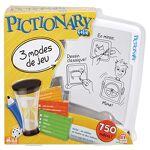 mattel  Mattel Pictionary Bgg30 Jeu De Société Éducatif Folie 3 façons... par LeGuide.com Publicité