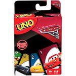 mattel  Mattel UNO Disney Pixar Cars 3 Jeu de Société et de Cartes, FDJ15... par LeGuide.com Publicité